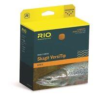 RIO NEW SKAGIT MAX VERSITIP 500-GR SPEY ROD SHOOTING FLY LINE, HEAD, + TIPS