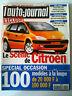 L'AUTO-JOURNAL du 04/1997; Scénic/ Coupé Volvo C70/ Audi A3/ 406 Coupé/ 306 Brea