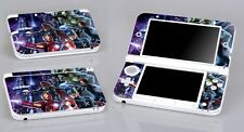 260 Vinyl Decal Skin Sticker Cover for Nintendo 3DS XL/LL
