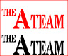 """THE A TEAM"" STICKER 250X80mm-CAR,VAN,CHEVY-DECAL"