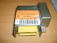Airbagsteuergerät Airbagsensor Ford Scorpio Bj 94-98 96GG 14B056 CC