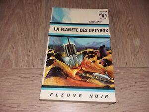 ANTICIPATION N°358 LA PLANETE DES OPTYROX / J.& D.LEMAY