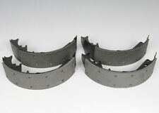 ACDelco 171-0939 Rear New Brake Shoes
