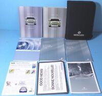 07 2007 Mercury Montego owners manual