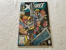 X FORCE 22  Marvel Comic book