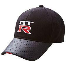 NISSAN  GTR GTR cap  Rare Logo Cap hat car accessory Black  KWA05-00F00