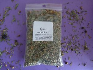EPICES POUR CORNICHONS 40 g  conserves bocaux cornichons aromates légumes