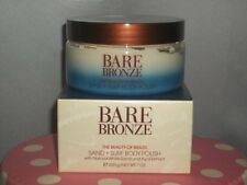 Rare Victorias Secret Brazil Bare Bronze Body polish Scrub Wash Nwt