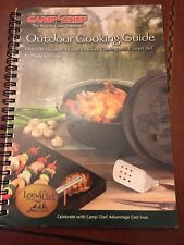 Camp Chef Outdoor Cooking Guide Book