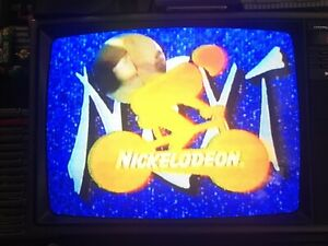 Nickelodeon 90s VHS SOLD AS BLANK Commercials Nick Clarissa Wild Crazy Gadget