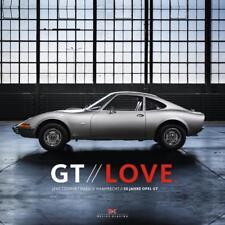 GT Love von Harald Hamprecht und Jens Cooper (2017, Gebundene Ausgabe)