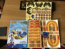 Meccano Sonic The Hedgehog Casino street Instructions And Sticker Sheet B31