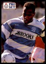 Pro Set Football 1991-1992 Queen's Park Rangers Les Ferdinand #92