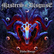 MASTERS OF DISGUISE - Alpha / Omega CD 2017 US Speed Metal SavageGrace PRE-ORDER