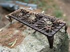 Griswold Cast Iron 03 Burner Camping Grill Old!