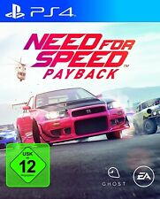 Need For Speed Payback PS4 (Digitale)