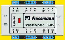 VIESSMANN 5285 Escala Decodificador de conmutación multiprotocolo