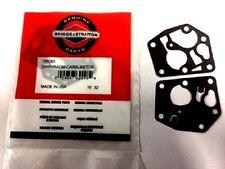 10 xgenuine Briggs and Stratton Carburatore Diaframma & Gasket 795083 era di 495770