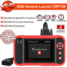LAUNCH CRP129 OBD2 Auto Engine ABS Airbag Diagnostic Scan Tool EPB SAS Oil Reset