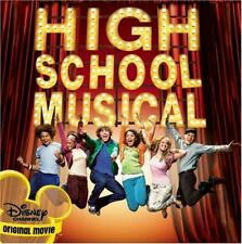 High School Musical Soundtrack CD Album Disney 2006 Free Shipping In Canada
