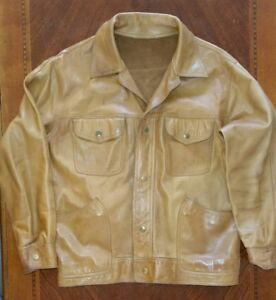 1960\u2019s Brown Suede Jacket Made in Mexico