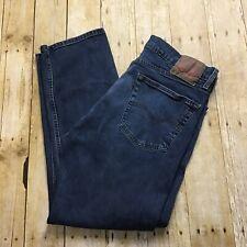 Mens Levis 505 Size 36x30 Jeans Blue