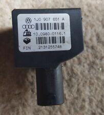 Golf Mk4  R32 S3 8L Tt Mk1 Lateral / Longitudinal Acceleration Sensor 1J0907651A