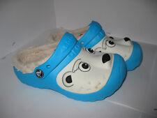 Crocs Kids Unisex Warm Winter Clogs Size UK 12-13