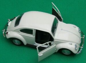 """DIE CAST MODELS, Metal, """"VW BEETLE"""", 6 Colours to choose from. Pull-Back action!"""