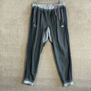 Adidas Originals x The Fourness Tokyo Mens Size Large Wool Track Pants Joggers