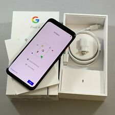 NEW Google Pixel 4 128GB G020I Clearly White Verizon Android Smartphone