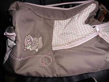 sac noukies   pour  changer bebe avec tapis  voir description