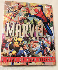 Marvel Chronicle A Year By Year History 352 Pages And 2 Illustrations