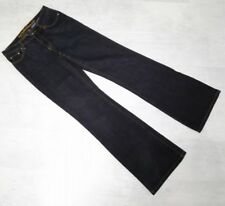 Street One Jeans W26 Salma Stretchjeans dunkelblau Jeanshose superlong
