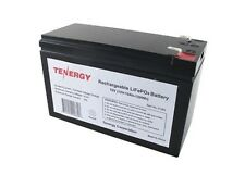 Tenergy LiFePO4 12V 10Ah 128Wh Lithium Rechargeable Battery (DGR-A)