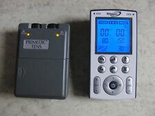 zwei Geräte: 1 x Dittmann TENS/EMS Gerät, TEN250 + 1 x PrimedicTens