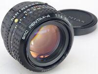 PENTAX-A PK/A 50mm 1.4