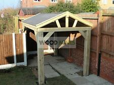 3m x 3m VERY HEAVY DUTY WOODEN HOT TUB GAZEBO KIT MADE TO MEASURE WOOD SHELTER