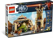 Lego Star Wars Jabba's Palace (9516) New in Box, Retired Set Free Shipping!
