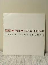 The Beatles  Christmas records Happy Michaelmas  1981 Vinyl LP Adirondack