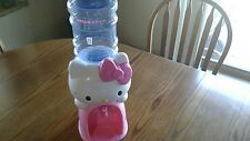 Water Hello Kitty Dispenser Pink 8 Cooler Cute Holds 48oz