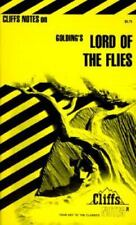 Lord of the Flies by William Golding; Cliffs Notes Staff (1964, Paperback)