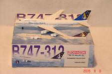 "DRAGON WINGS - BOEING B747-312 Ansett Australia - VH-INH ""Spaceship"""