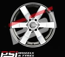 "18"" INCH ADVANTI TYPHOON WHEELS 6x139.7 45P COLORADO RANGER BT50 DMAX HILUX"