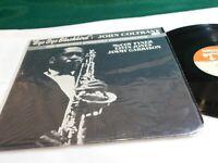 John Coltrane, Bye Bye Blackbird. Pablo, 2308-227 Vinyl  LP.