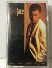 Baby Face - For The Cool In You (Cassette Tape, Album,1993, Epic Sony Music)