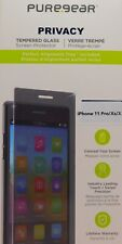 #849  Puregear  Glass Privacy Screen Protector For IPhone 11 Pro / Xs / X