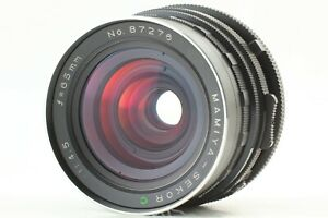 【 N MINT- 】 Mamiya Sekor C 65mm f/4.5 Wide Angle for RB 67 Pro S SD From JAPAN