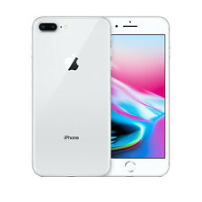 Smartphone Apple iPhone 8 PLUS - 256 GB - Plata (Libre) + 4 REGALOS