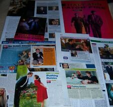 Lee Pace 13 pc German Clippings Collection